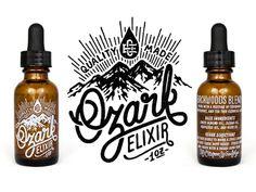 Ozark Elixir Branding