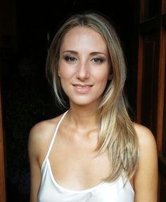 Serena - bridal make up