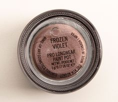 MAC Frozen Violet Pro Longwear Paint Pot