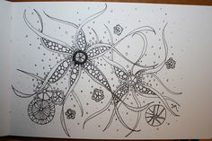 Jane Monk Studio - Longarm Machine Quilting & Teaching the Art of Zentangle®: My Tangle Patterns