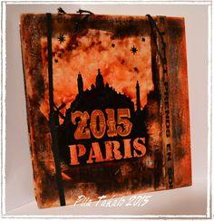 Fiskarettesien tekemää : Paris Roadbook 2015 » Fiskarettes FI Paris, Mixed Media, Decor, Montmartre Paris, Decoration, Paris France, Decorating, Mixed Media Art, Deco