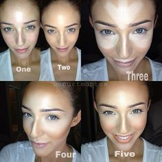 Having a round face myself, I learned these tricks to help certain features stand out. Using these simple techniques, you'll be able to emphasize your angles using bronzer, blush, and highlighter: BRUSH: Before you can think of contouring, you need the right tools. In my opinion, an angled brush is your best bet. I recommend…