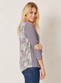 Braintree-Floral-Back-Blue-Striped-Front-Bamboo-Cotton-Top-Long-Sleeves-T-Shirt