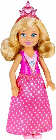 Barbie Chelsea Doll-Princess 2015