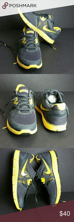 NIKE LUNARGLIDE 3 III YOUTH/WOMEN SHOES VERY CLEAN INSIDE-OUT THIS IS A