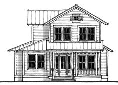 , Brighton Homes, offers home buyers the spacious Summer Cottage floor plan to build their dream home.