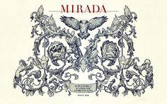 Mirada Studios Logo by James Jean