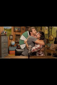 Hugging to death [RHETT AND LINK, Good Mythical Morning]