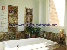 Onyx Marble, Sink Top, Bathroom Countertops, Green Onyx, Sinks, Design, Collection, Utility Room Sinks, Vanity Basin