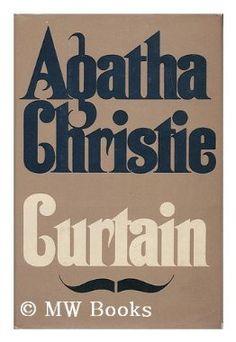 Curtain by Agatha Christie (Dodd, Mead)