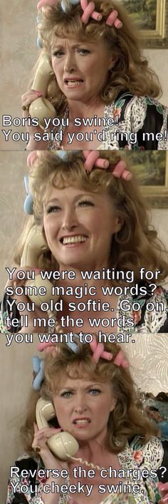 Keeping up appearances Rose British Tv Comedies, British Comedy, British Humour, The Originals Show, Bbc Tv Shows, Keeping Up Appearances, Funny Character, Comedy Tv, Tv Quotes