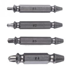 @@@best price4pcs Speed Out Screw Bit Extractor