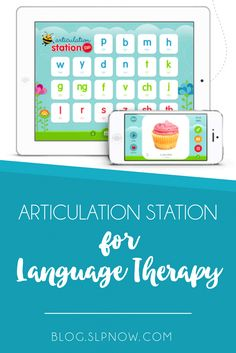 Say what? Yes, you can use this amazing app for more than just articulation. Find out how this SLP uses Articulation Station in mixed groups.