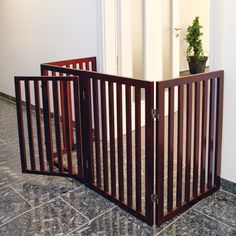 Trixie Convertible Wooden Dog Gate