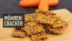 Möhren Cracker – Paleo360.de