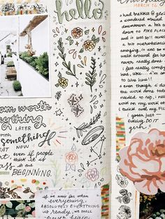 """studyrose: """"feels good to spend some time with my bujo again xx """""""