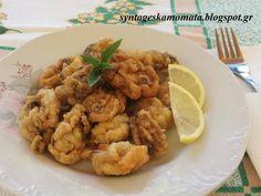 Μύδια τηγανητά Tapas, Cauliflower, Menu, Vegetables, Food, Menu Board Design, Cauliflowers, Veggies, Vegetable Recipes