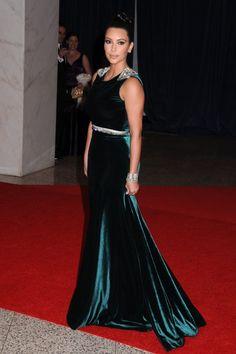 Kim Kardashian, White House Correspondents Association Dinner