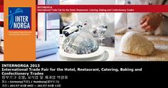INTERNORGA 2013 International Trade Fair for the Hotel, Restaurant, Catering, Baking and Confectionery Trades 함부르크 호텔, 요식업 및 제과업 박람회