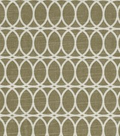 Home Decor Print Fabric-HGTV HOME Curl Up Quartz, , hi-res