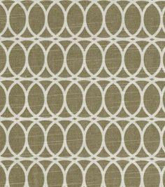 Home Decor Print Fabric-HGTV HOME Curl Up Quartz, , hi-res