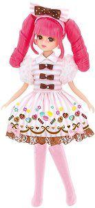 Takara Tomy Licca Doll Licca Chan Sweets Paradise