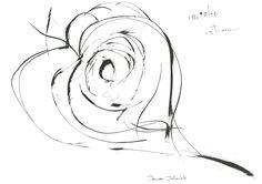 DARTGR0515007 #Heart #Black #love #Minimal #DanielaDallavalle #Grafismi #loveistheanswer #ink #sketches #art