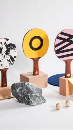 Paddles, Table Lamp, Home Decor, Homemade Home Decor, Table Lamps, Interior Design, Home Interiors, Decoration Home, Lamp Table