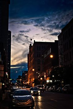 City Lights http://www.thephotoargus.com/inspiration/40-intriguing-examples-of-city-light-photography/