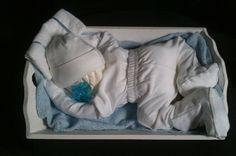 Foto's - Marijke's handdoek- en luiertaarten