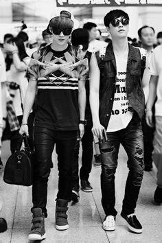 Luhan & Lay