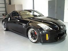 Nissan 350z. Stick shift only though, I am NEVER buying an automatic car in my life.