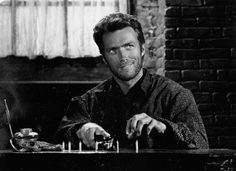 The Good the Bad and the Ugly - Clint Eastwood