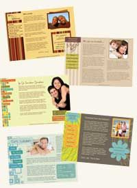 Adoption Profile designs offer a comprehensive package for families to choose from.