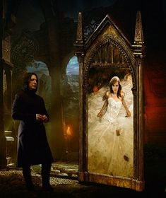 severus & hermione - hermione-and-severus Photo Hermione Granger, Snape And Hermione, Harry Potter Severus Snape, Severus Rogue, Slytherin Harry Potter, Harry Potter Ships, Harry Potter Facts, Harry Potter Universal, Harry Potter Movies