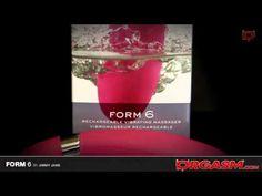 Orgasm.com Reviews the Form 6 by JimmyJane