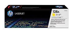 From 47.99 Hp 128a Yellow Original Laserjet Toner Cartridge (ce322a)