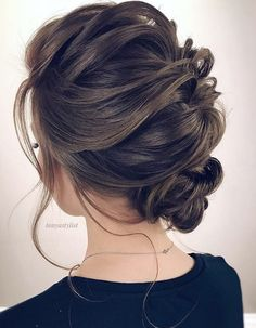 Best wedding hairstyles updo for kids 31 ideas Updos For Medium Length Hair, Medium Hair Styles, Short Hair Styles, Updo Styles, Braided Hairstyles Updo, Trendy Hairstyles, Hairstyle Ideas, Braided Updo, Hair Updo