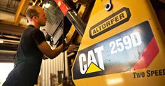 Caterpillar profit beats but revenue misses in challenging construction environment