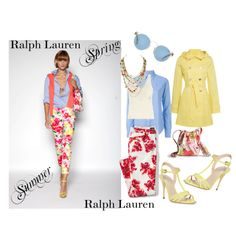 A fashion look from March 2016 by tammydevoll featuring Ralph Lauren, Polo Ralph Lauren, Lauren Ralph Lauren and Lands' End