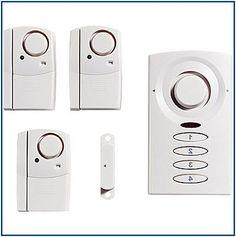 striking home alarm system diy