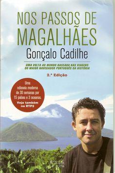 Nos passos de Magalhães - Gonçalo Cadilhe