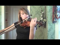 Taylor Davis: Andrea Bocelli's Time To Say Goodbye Violin