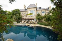 In Grosse Pointe Shores, the six-bed, 12-bath, 28,000-square-foot French Chateau home of Art Van Furniture founder Art Van Elslander has hit the market at $15.9 million.
