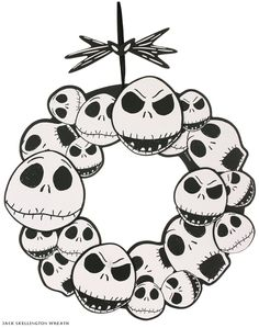 graphic about Nightmare Before Christmas Printable named 565 Great Nightmare Just before Xmas Printables pictures inside