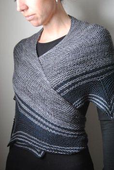 Nightlick shawl pattern from Ravelry