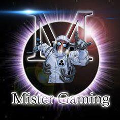 Logo pour Mister Gaming2