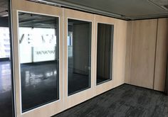 Variflex® with glass inserts at Umhlanga Ridgeside & Multiply Offices