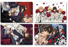 Vampire Knight Postcards @Archonia_US