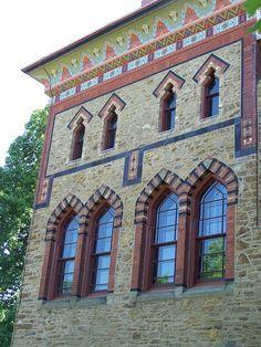 Olana - Frederic Church Home in Hudson NY by Sue Engels, via ...